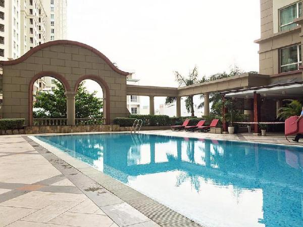 1 Bedroom The Manor Luxury Residence Apartment Ho Chi Minh City