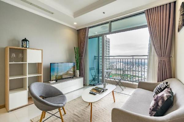 Vinhomes Central Park-3BedRs+High Floor+Luxury Ho Chi Minh City