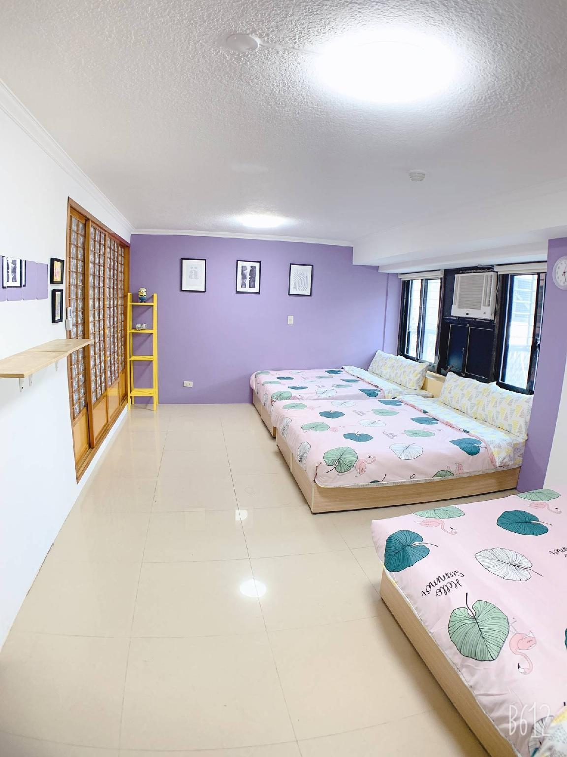 Prime Condo For 3 8 People@ MRT Ximen Station