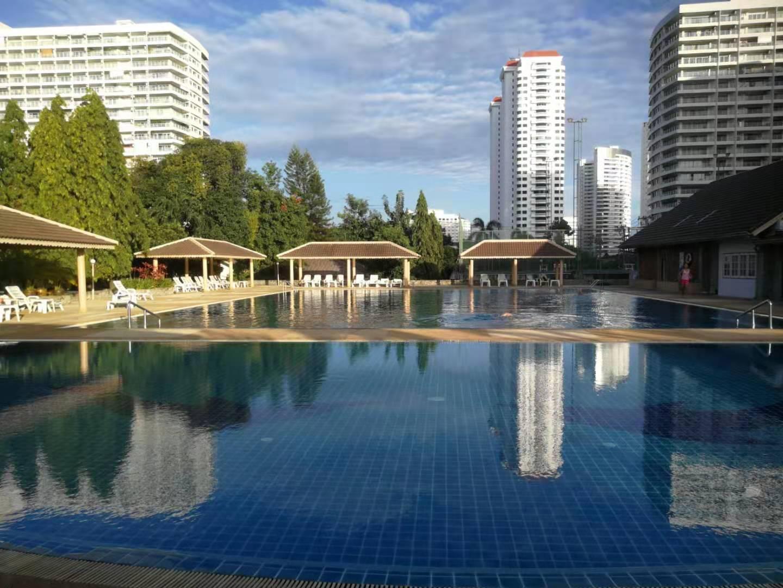 Downtown Pattaya Sea View Apartment