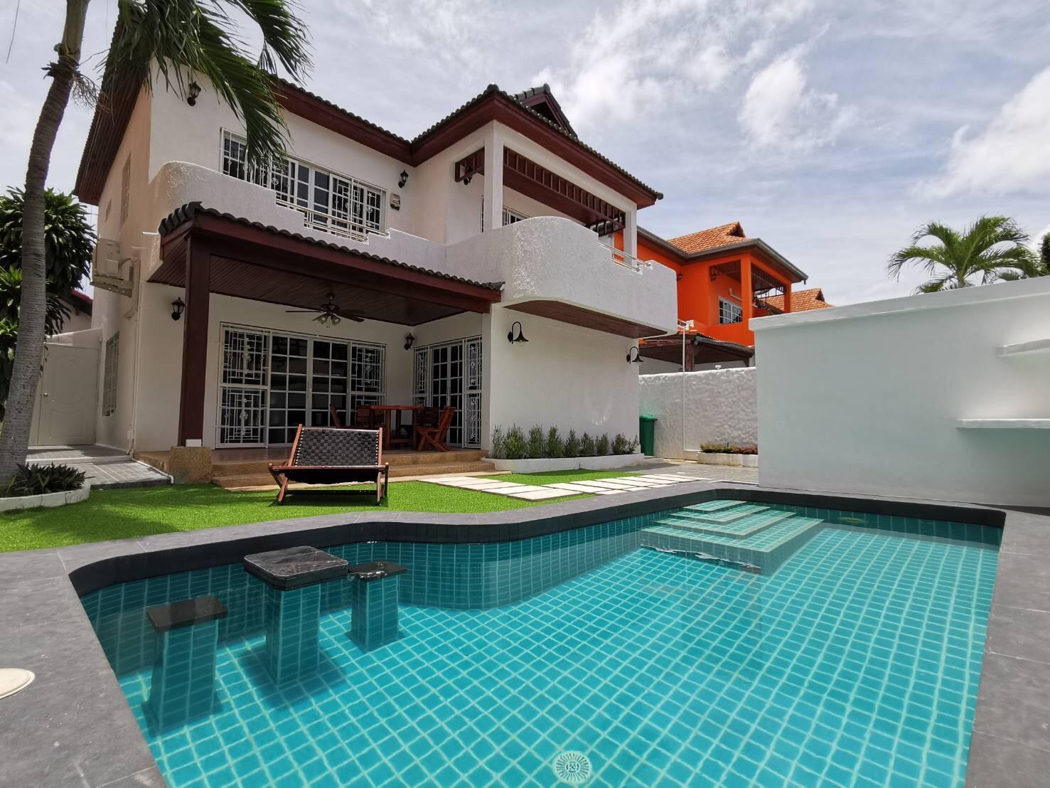 WhaleDone Pool Villa