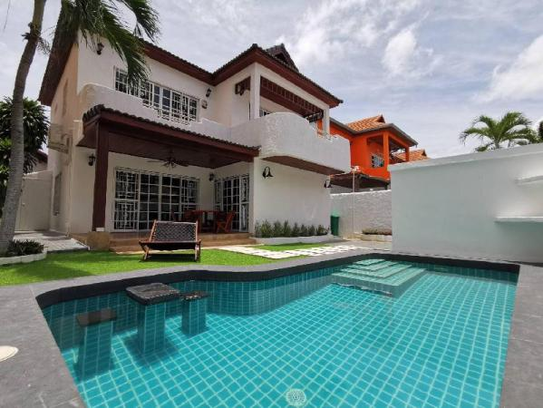 WhaleDone Pool Villa Pattaya