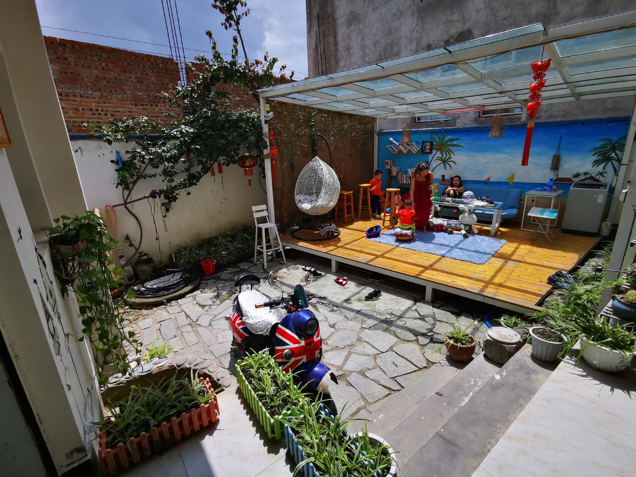 Dali Baizu Guest House