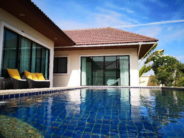 Cosy House with pool  Hua Hin