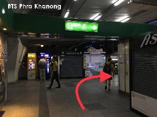 [スクンビット]アパートメント(28m2)| 1ベッドルーム/1バスルーム ZENITH HOUSE / BTS Phra Khanong EXIT 4 - 30miter