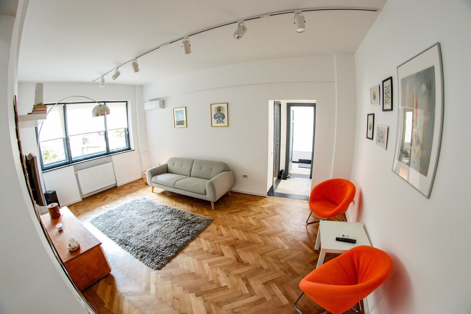 Universitatii   Sunny Ultracentral Cosy Apartment