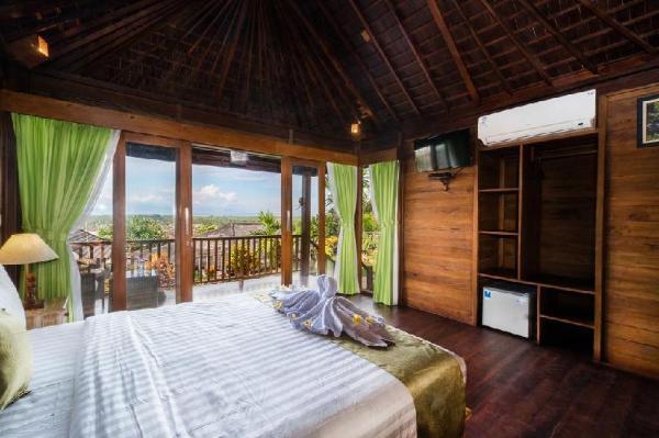 Superior Room Close to the Beach at Lembongan Bali