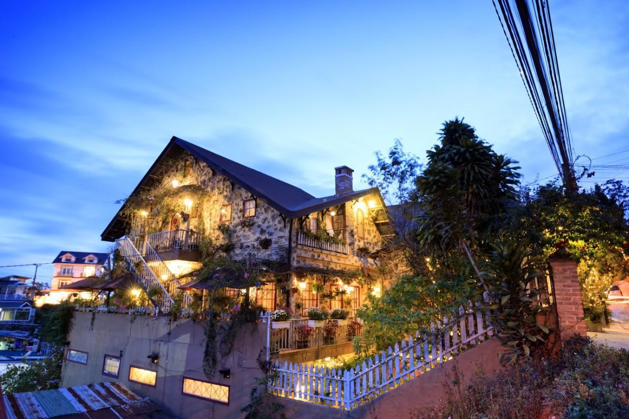 Villa Hoa Da  Redrose Room