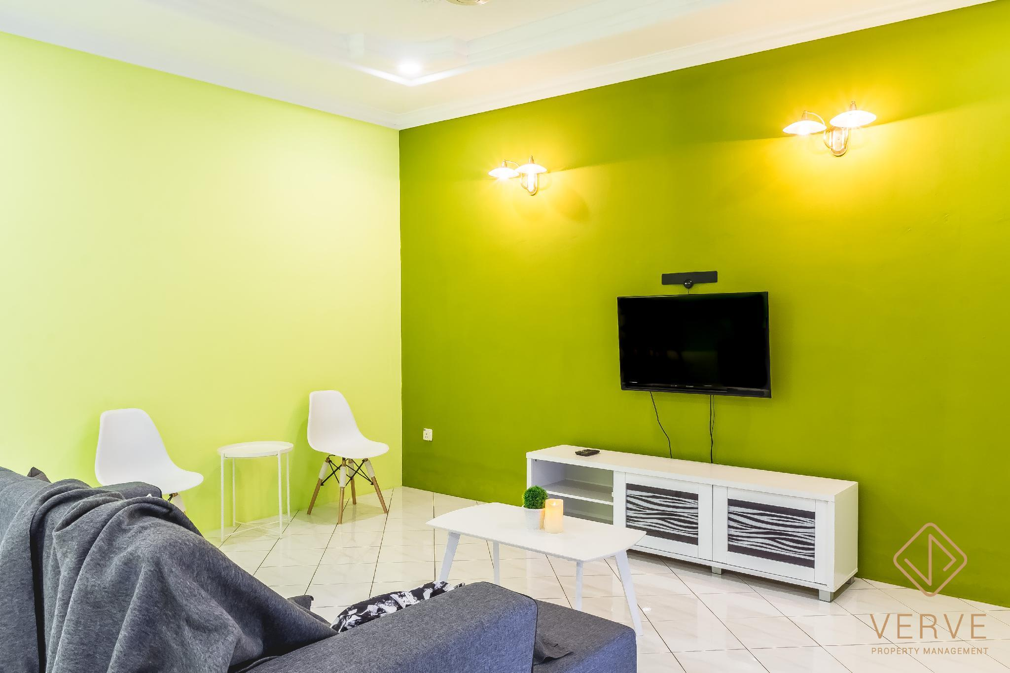 Ipoh Valley Concept Home By Verve  16 Pax  EECH34
