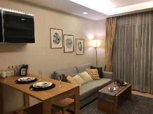 Super Cozy &  convenient room @ hearth of BKK อพาร์ตเมนต์ 1 ห้องนอน 1 ห้องน้ำส่วนตัว ขนาด 36 ตร.ม. – สุขุมวิท