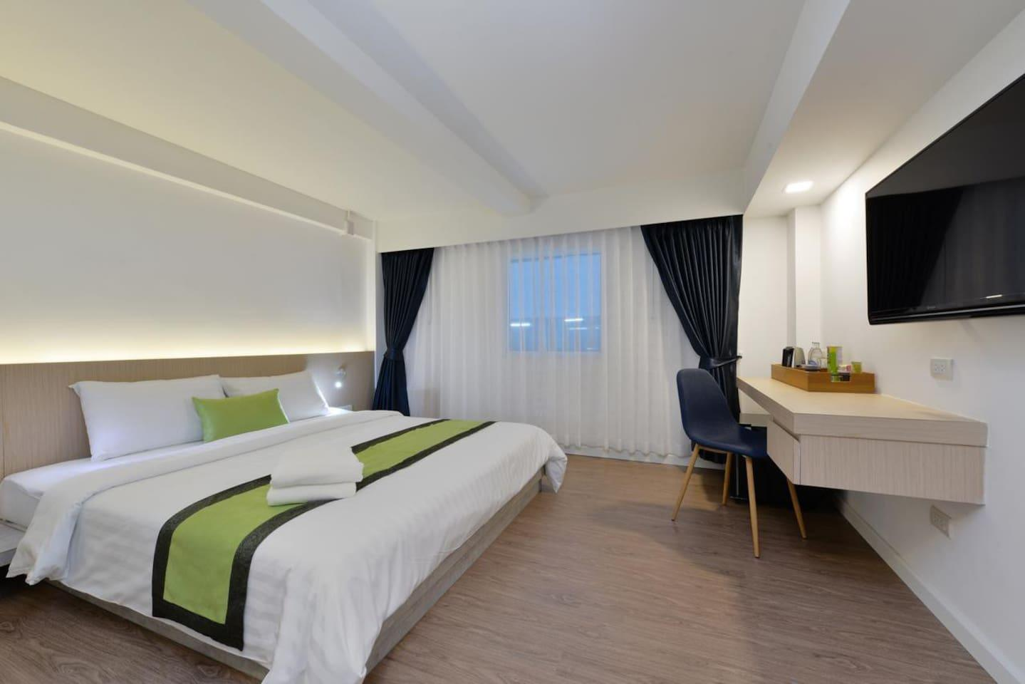 Deluxe Room 3 Minutes To Asoke BTS Station