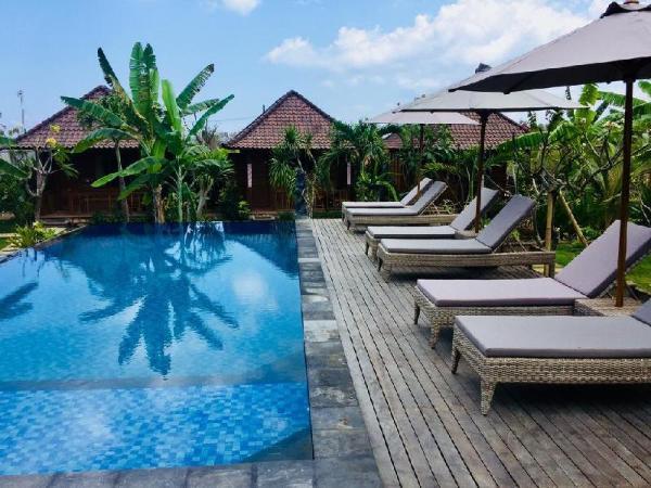 Gedong Bungalow at Lembongan Bali