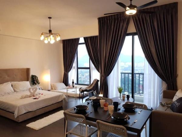 30#  Menikmati & cantik 28BLVD kondominium Kuala Lumpur