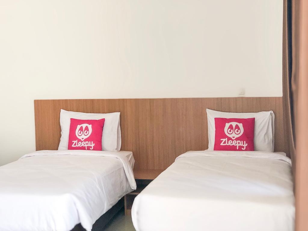 Zleepy @ Ck. Residence Simpang Lima Wisma Putri
