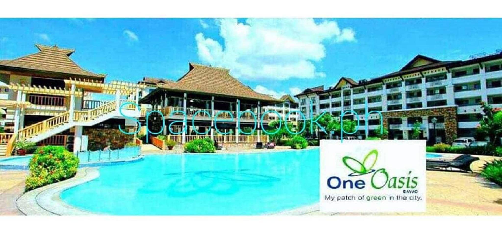 ONE OASIS B3 BACK OF SM MALL FREE POOL WIFI