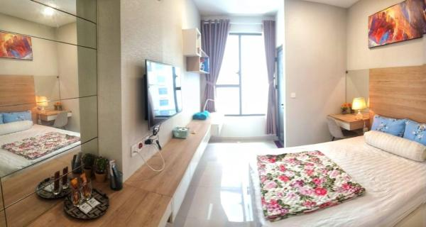 Happy Apartment Free Pool, Gym, & Rooftop Ho Chi Minh City