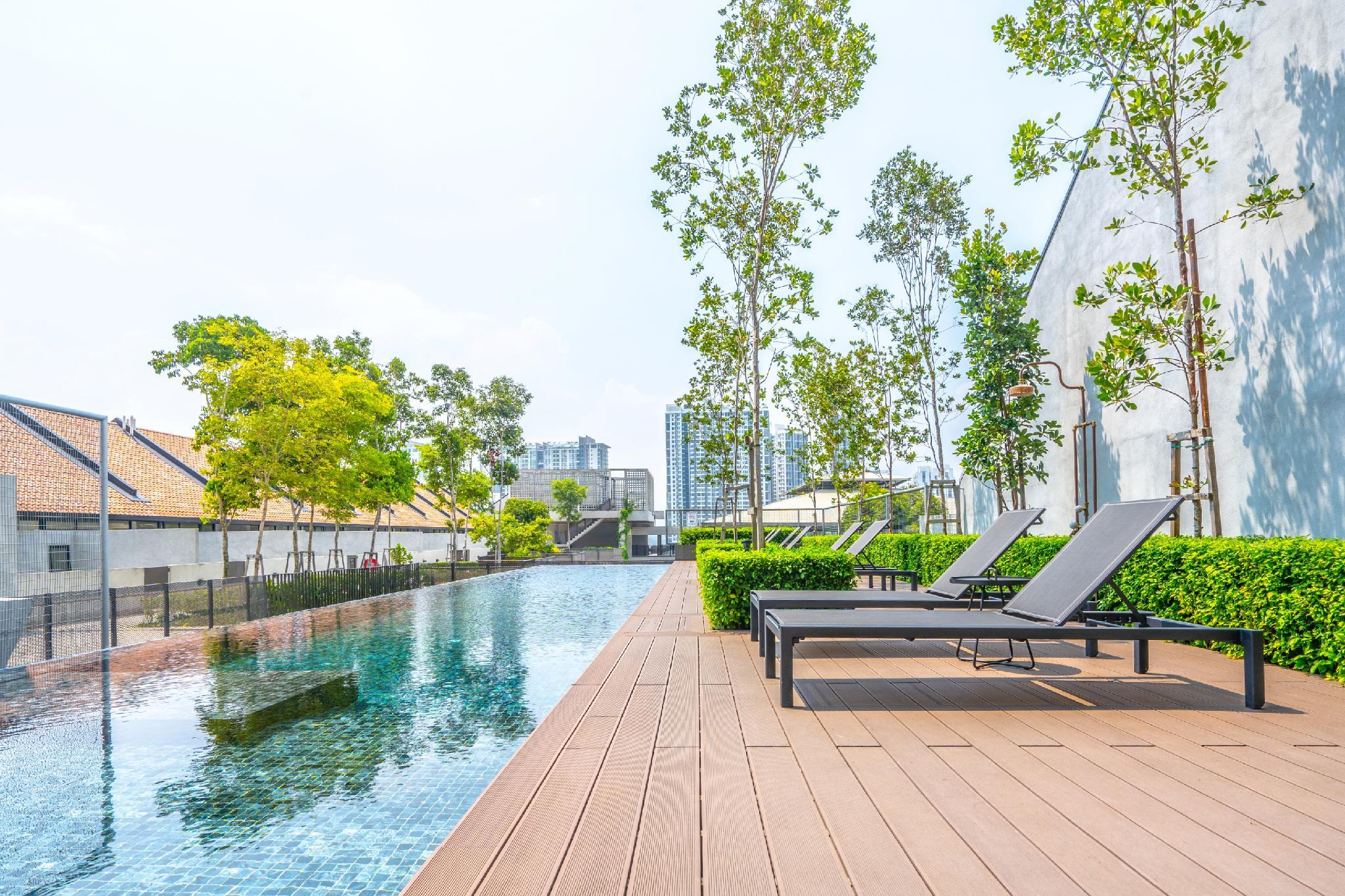 OYO Home 89335 Awesome1br Tamarind Suites