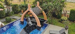 [カオタロ]ヴィラ(1100m2)| 3ベッドルーム/3バスルーム 3+1 Bedrooms Thai Style Pool Villa