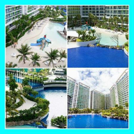 Azure Paris Hilton Beach Club Manila