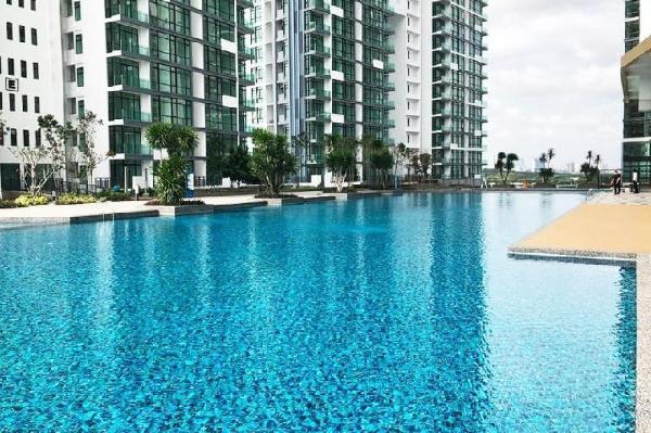 JB12 Homerent @ Marina Cove Johor Bahru
