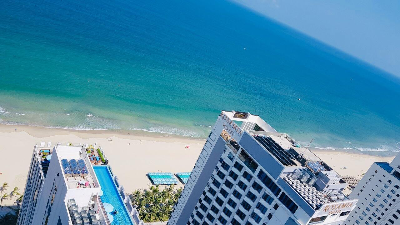 MUONG THANH APARTMENT   30 STEPS TO MY KHE BEACH.