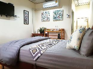 Stylish room, 10 mins to Don Mueang Int'l Airport อพาร์ตเมนต์ 1 ห้องนอน 1 ห้องน้ำส่วนตัว ขนาด 30 ตร.ม. – สนามบินนานาชาติดอนเมือง