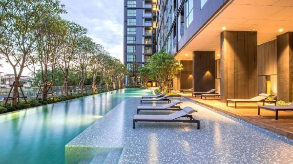 Luxury Condominium with Gym and 50m swimming pool Udon Thani