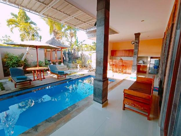 MONING VILLA UBUD