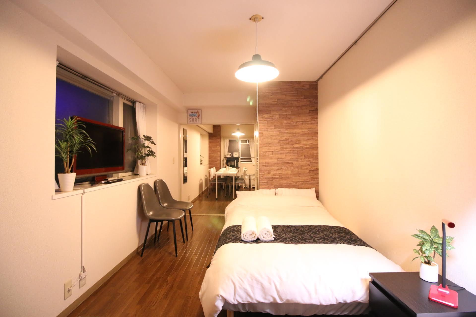 MG5. Cozy And Clean Room SHINAGAWA