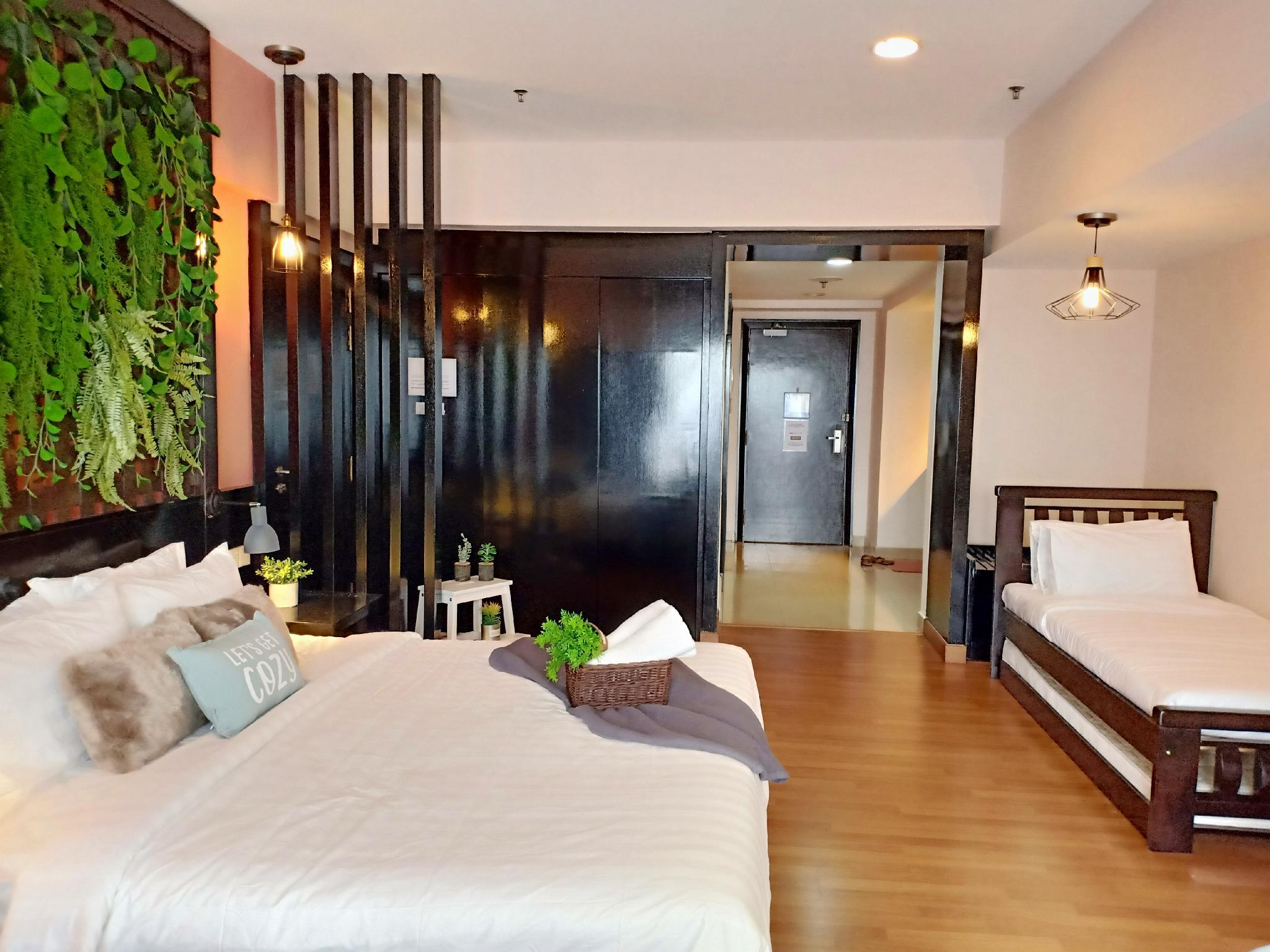 Sunway Pyramid Tower Deluxe Family Suite 17116