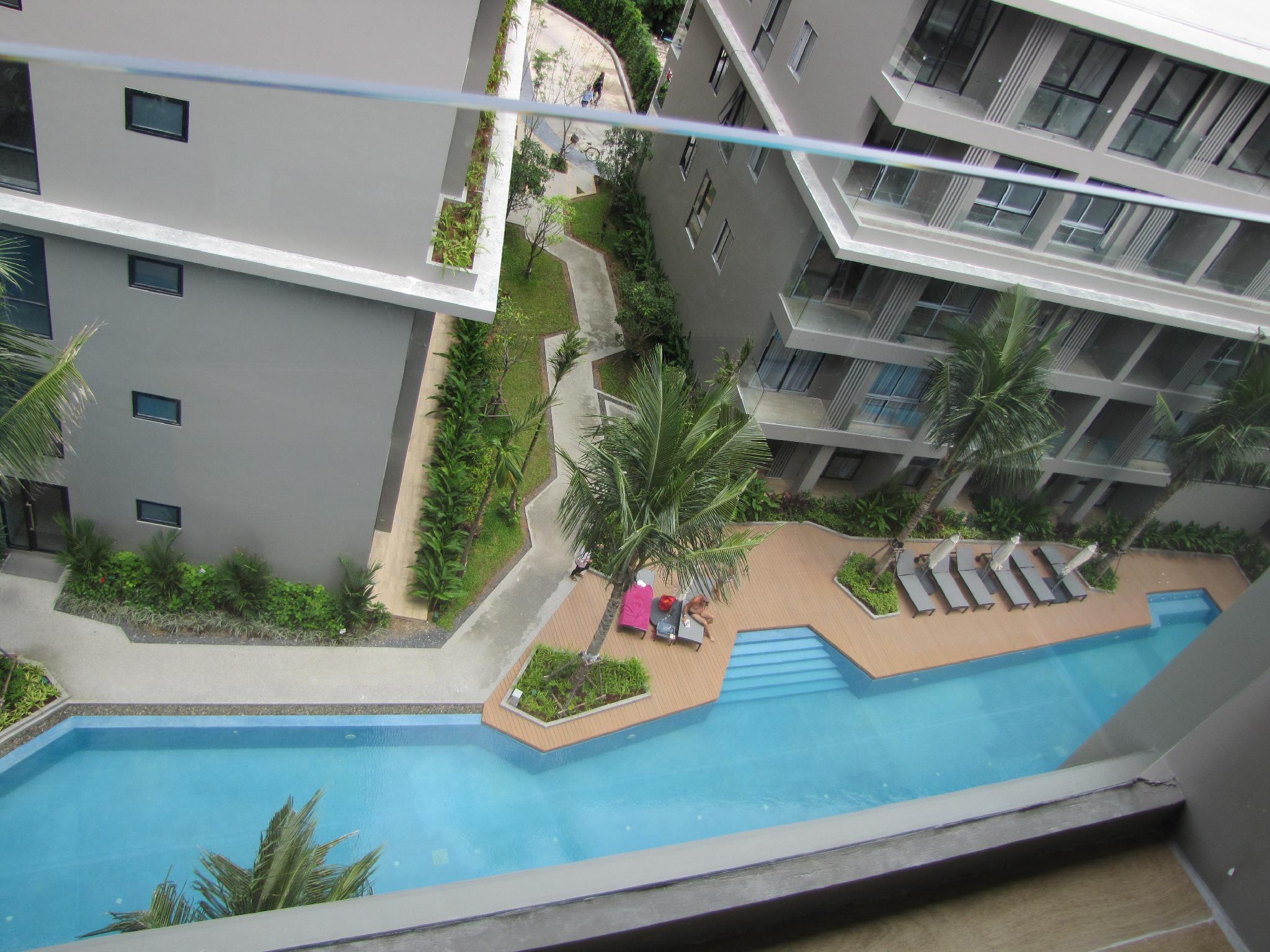 1 Bedroom 7th Floor Pool View 600 Meters To Beach