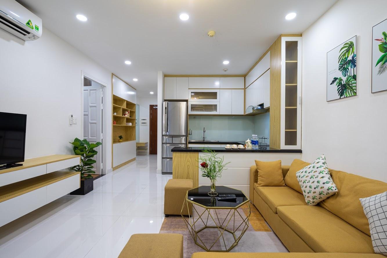 JENNIE HOME - 2BRs apartment's at Saigon downtowns