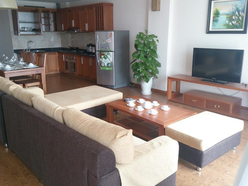 Serviced Apartment  2 Bedroom Doan Ke Thien