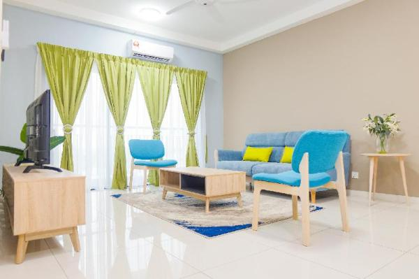 Spacious Bright Modern Suite with Spectacular View Shah Alam