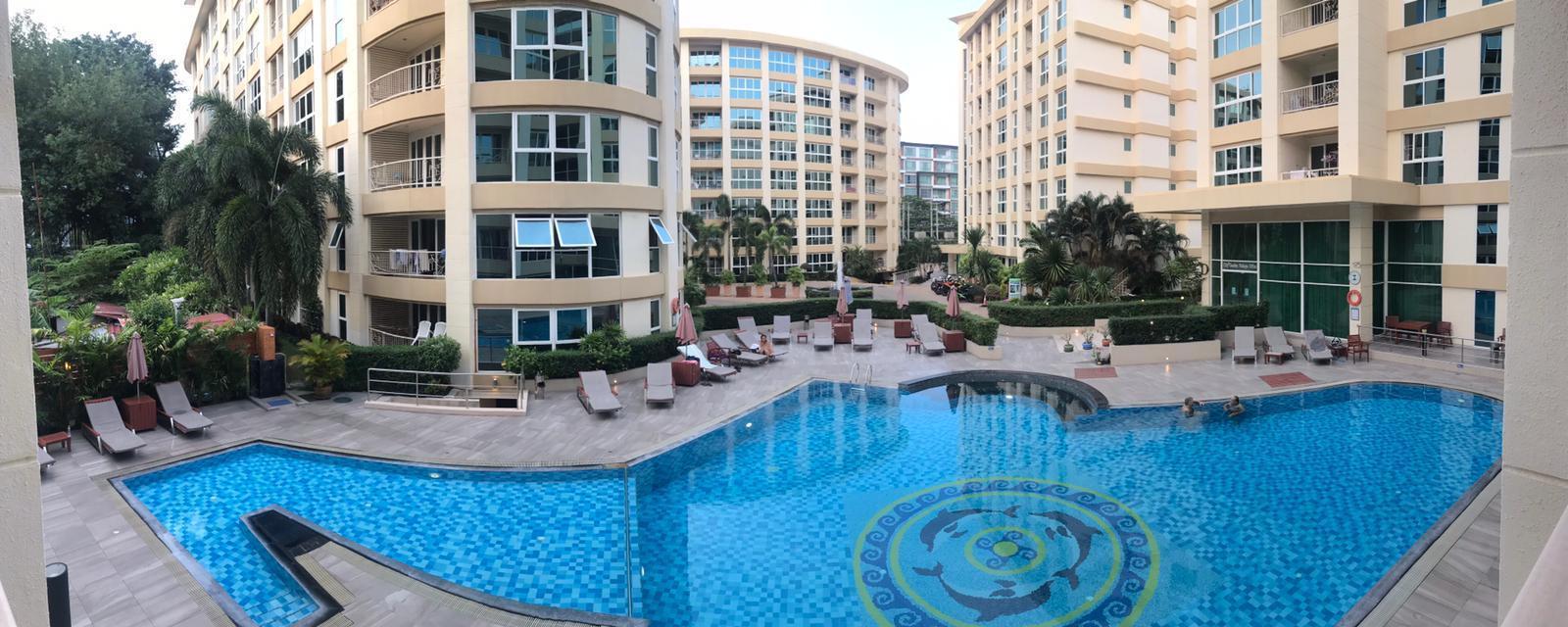 City Garden Pattaya   2 Bedroom Pool View *VIP*