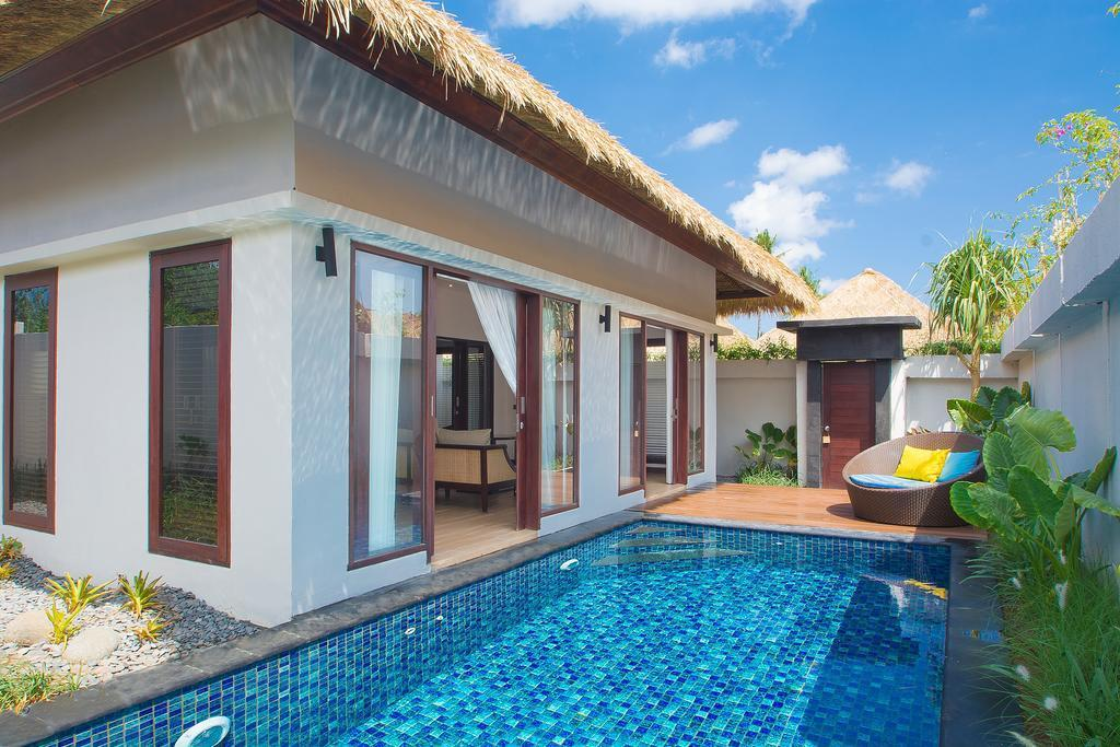 2 Bedroom Beach View Pool Villa At Lembongan