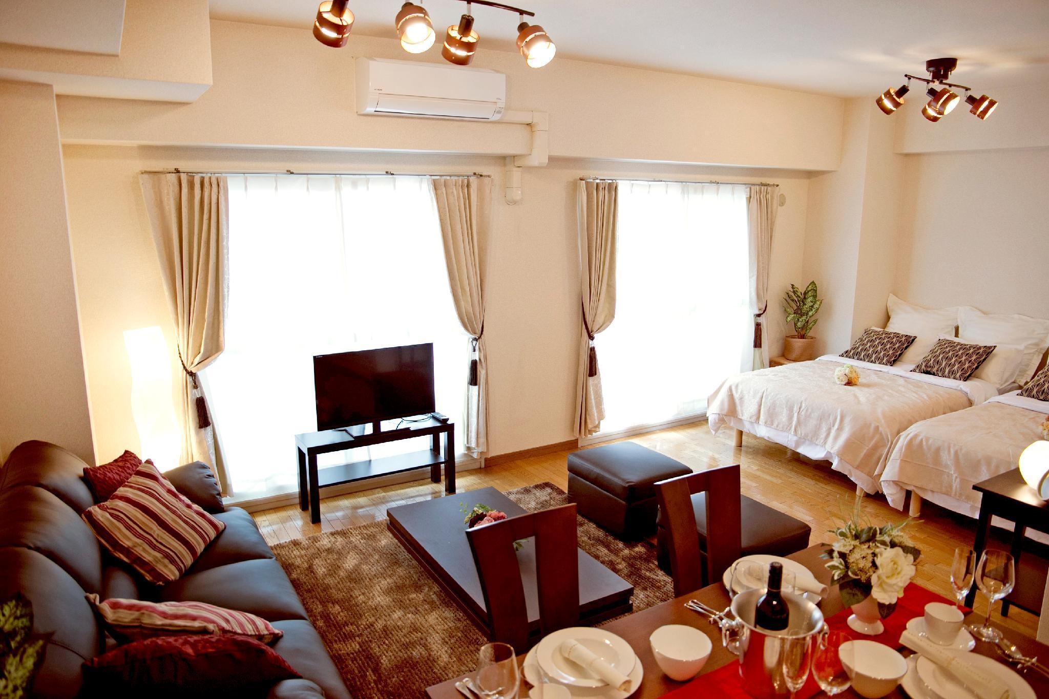 Osaka Family Suite House 8