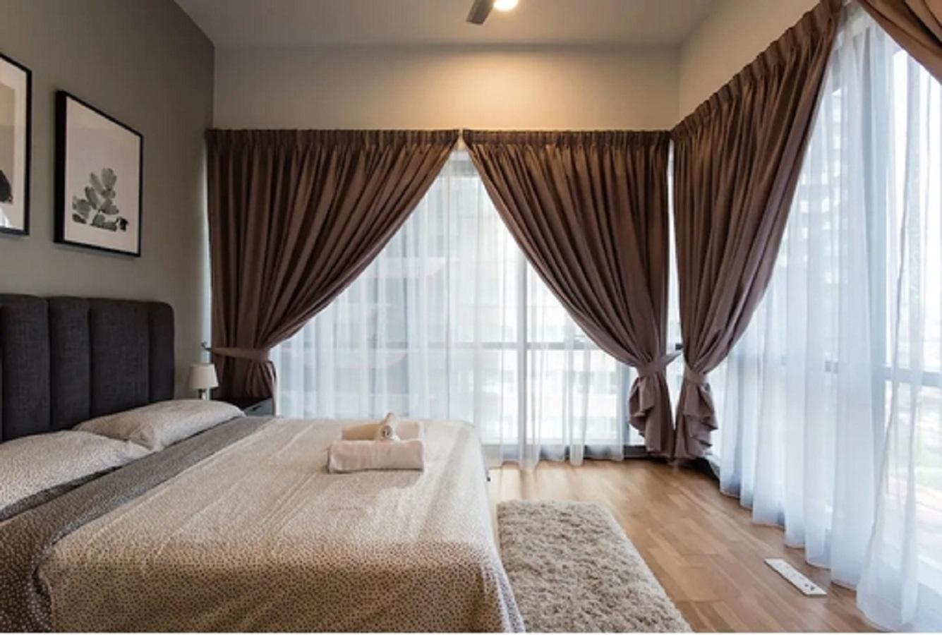 THE Elements 1 Bedroom Apt Cozy And Shinny 2km KLCC