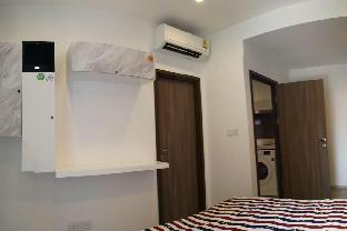 [スクンビット]アパートメント(30m2)| 1ベッドルーム/1バスルーム Ideo Mobi Asoke Near MRT Phetburi
