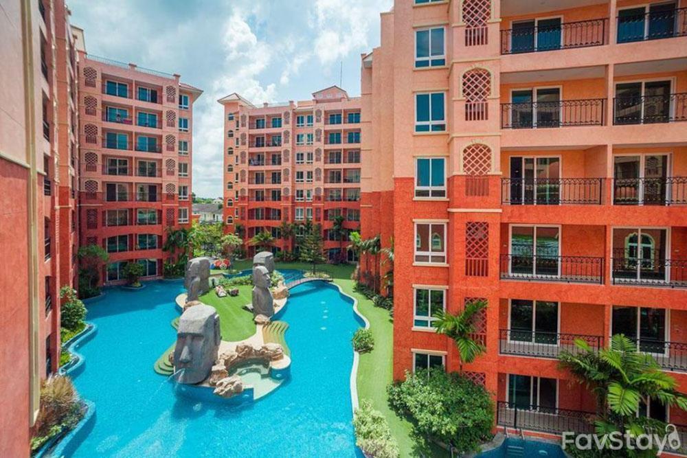 7Unique Islands @Seven Seas Resort Jomtien Pattaya