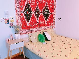 Warm single-room suite near metro station